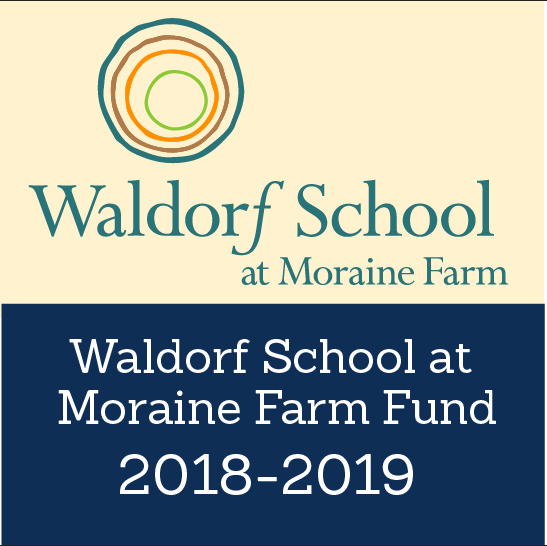 Let's reach 100 % Participation in the Waldorf School at Moraine Farm Fund. Together We Make Our School!