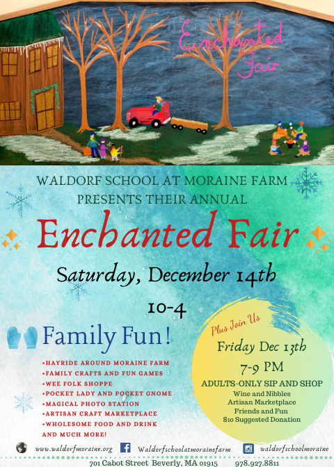 Enchanted Fair Pre-sale Tickets Now Available