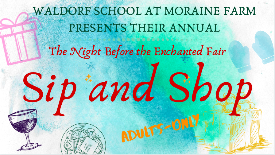 Sip & Shop Adults-Only Enchanted Fair Evening