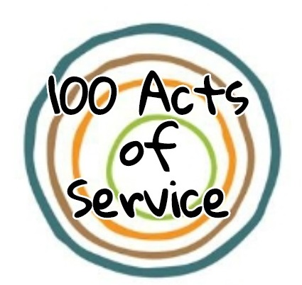 Celebrating Waldorf's Birthday with 100 Acts of Service