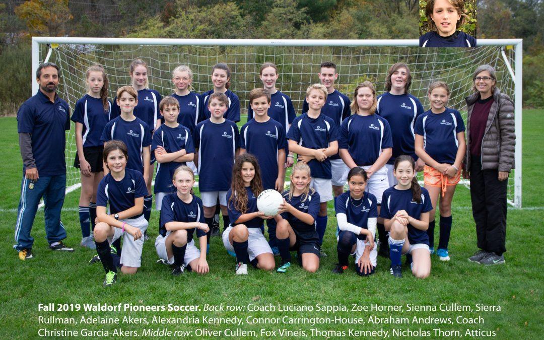 Soccer Team Photo Available