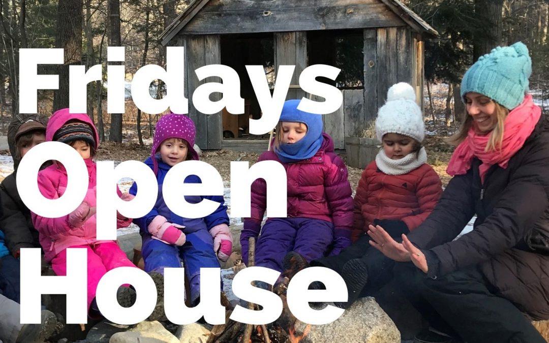 Open Classroom Tours