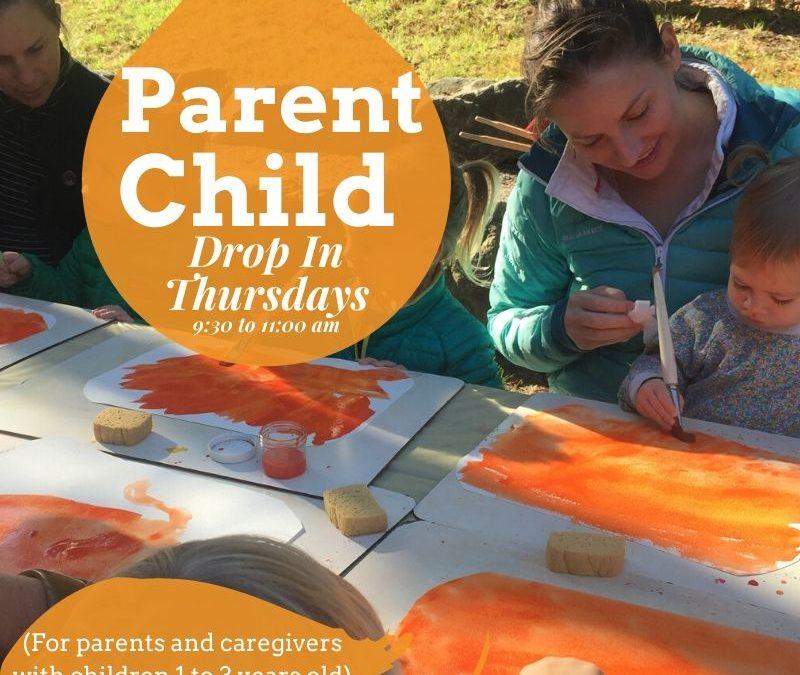 Parent & Child Drop-In Class Thursdays