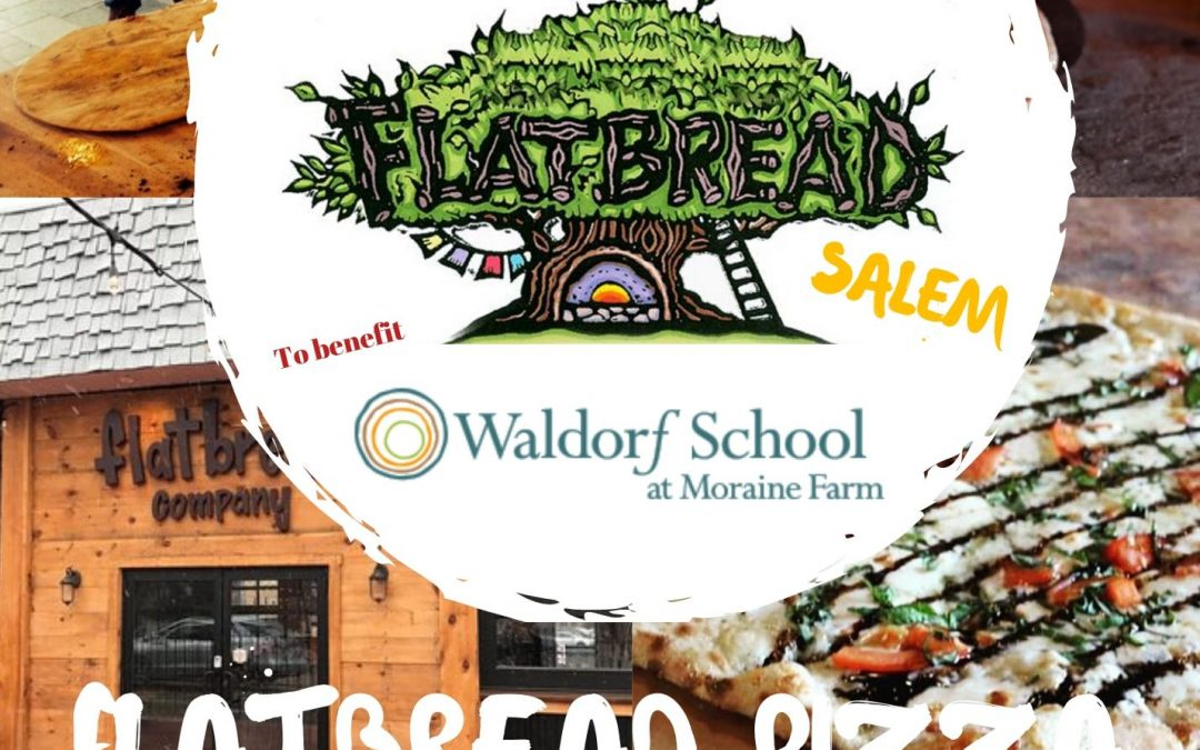 Dining for Dollars at Flatbread Pizza January 28