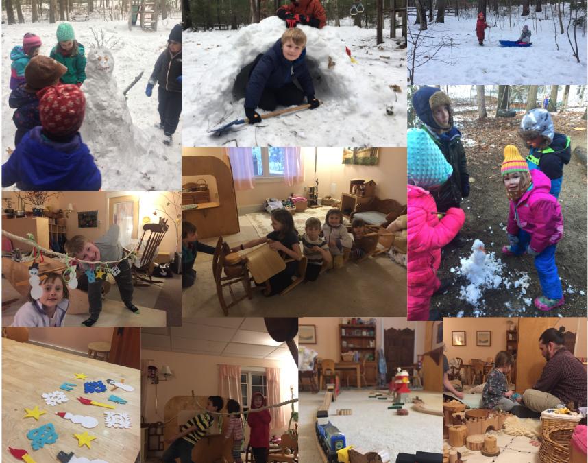 February Vacation Week Camp